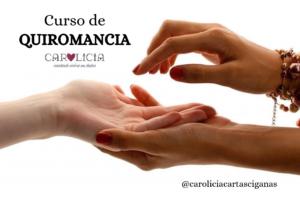 Curso de Quiromancia Rio de Janeiro