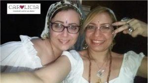 Evento Reveillon dos Sonhos 2017 Carolicia no Jockey Clube de São Paulo com a cartomante Lucia Sindoya