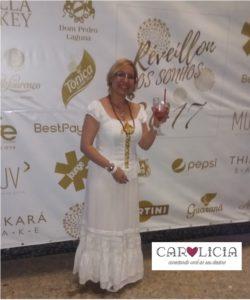 Evento Reveillon dos Sonhos 2017 Carolicia no Jockey Clube de São Paulo
