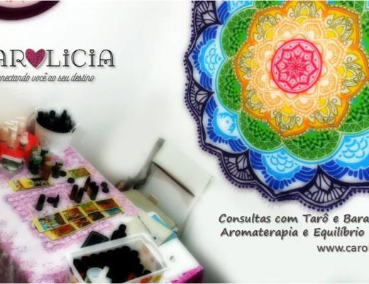 Carolicia Tarot Baralho Cigano Aromaterapia Massoterapia