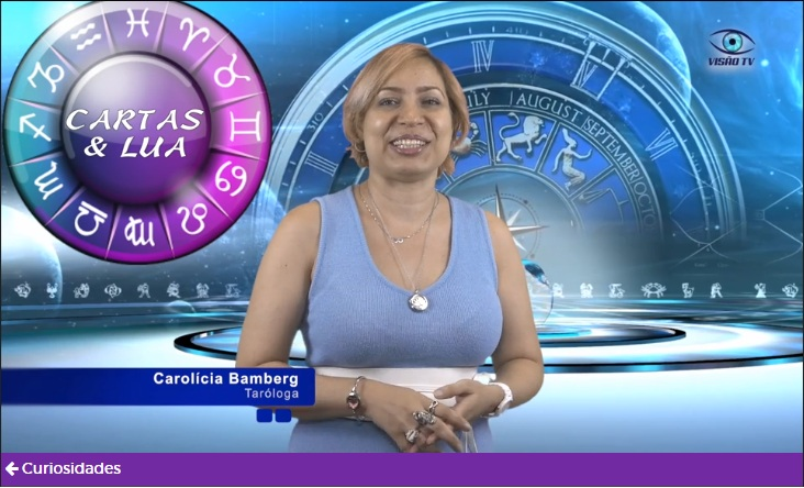 Previsao Lua Nova Aquario Janeiro 2017 Carolicia e Visão TV